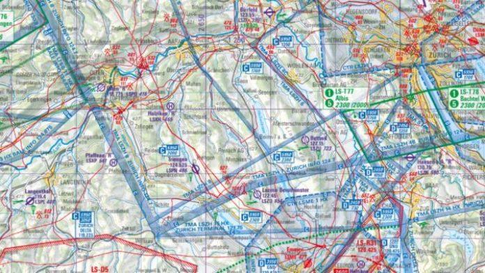 Segelflugkarte