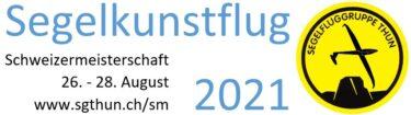Logo SM Segelkunstflug 2021